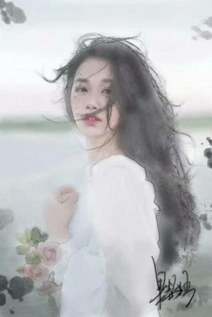 作品《尘埃》作者:果酱女王-俞果