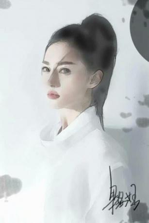 作品《青春的颜色》作者:果酱女王-俞果