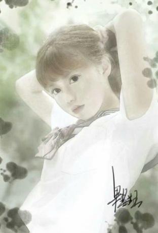 作品《星星花》作者:果酱女王-俞果