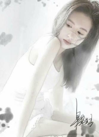 作品《蒲公英》作者:果酱女王-俞果