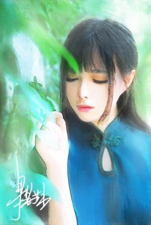 作品《自信》作者:果酱女王-俞果