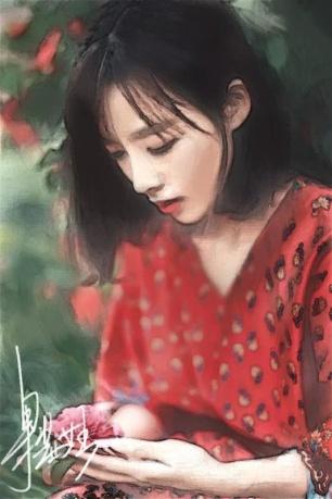 作品《注定》作者:果酱女王-俞果