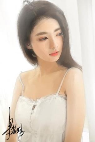 作品《迷了眼》作者:果酱女王-俞果