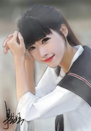 作品《善待》作者:果酱女王-俞果