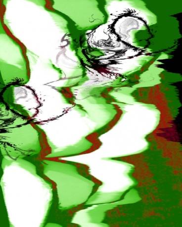 作品《风中的花瓣》作者:果酱女王-俞果