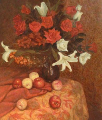花卉与果实之五