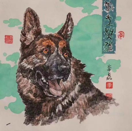 《军犬.英雄》