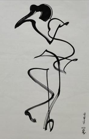冯五洲抽象画